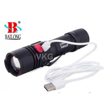 Screenshot 2018 10 22 BAILONG LATARKA WOJSKOWA CREE W556 L2 USB XM L3 U3