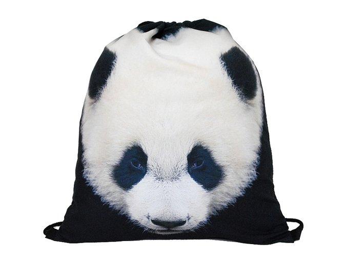 Vak na záda 3D Panda