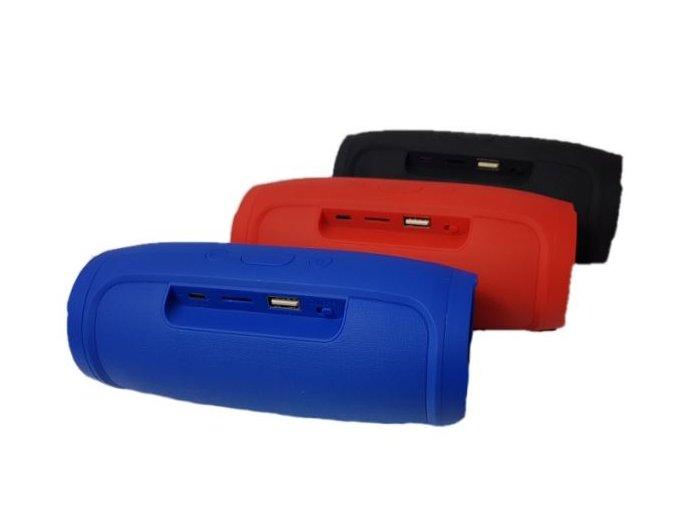 Bezdrátový bluetooth reproduktor Charge3, výběr barev