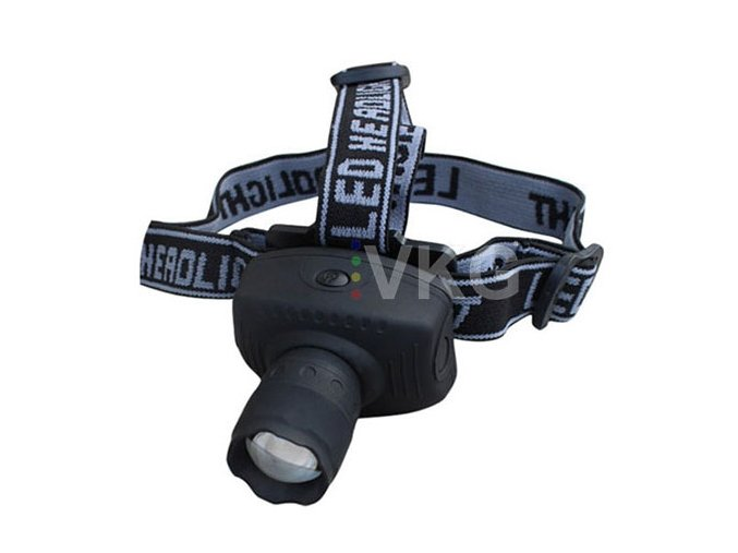 Čelovka Cree LED 6611, 3W