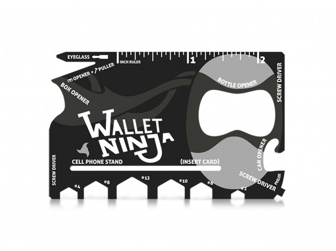 Black Wallet Ninja REVISED