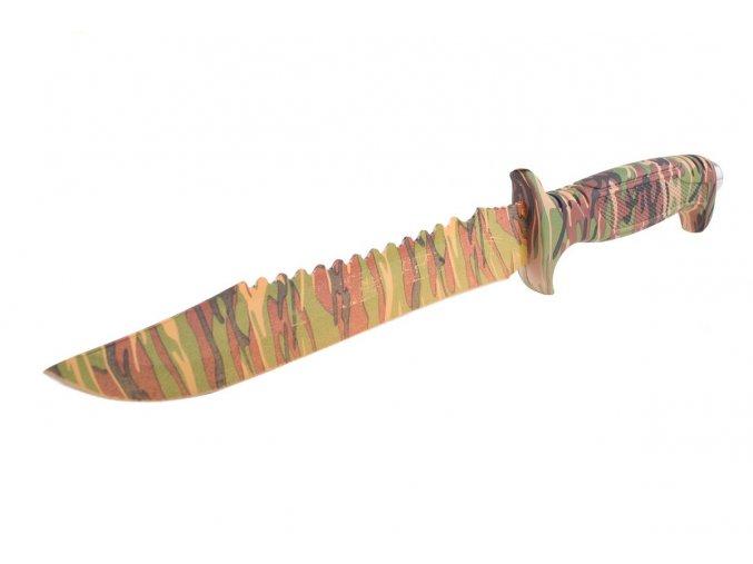 Taktický nůž Camoflarz, 34cm