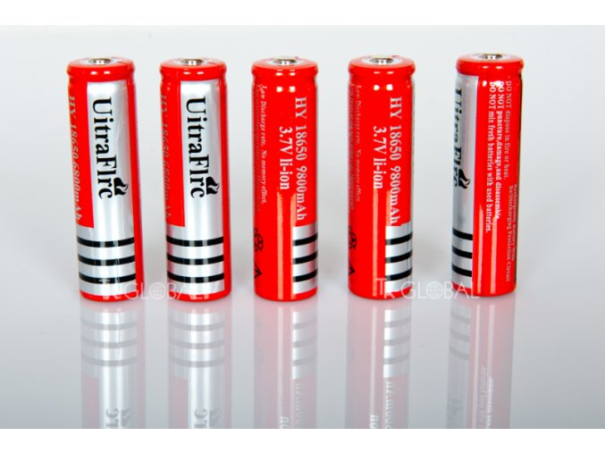Baterie Li-ion GENETIC 9800mAh, 3.7V