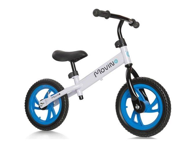 Rowerek biegowy Movino sport niebieski