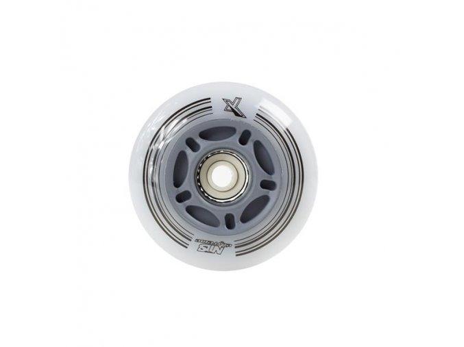 Svítící PU kolečka NILS EXTREME 72x24 (4ks)