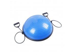 Balanční podložka s úchopy SVX BOSU, modrá