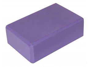 Jóga blok SVX, fialová