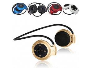 Sportovní Bluetooth sluchátka SPIN-OUT