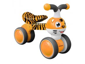 rowerek biegowy jezdzik enero pomarańczowy tygrys