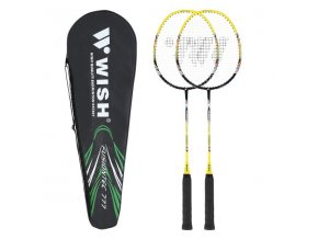 Badmintonový set WISH Fusiontec 777k