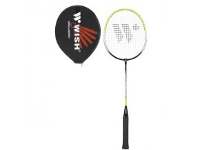 Badmintonová raketa WISH Steeltec 216