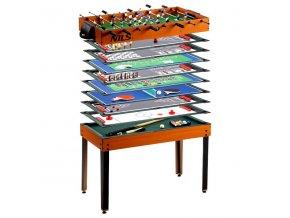 Multifunkční herní stůl NILS SDM 15v1