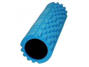 Masážní válec 45x13cm, modrý
