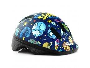 Detska prilba helma mico space styrofoam rychle upinani certifikat 1