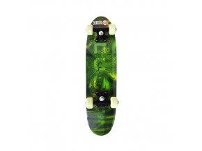 zelená moucha