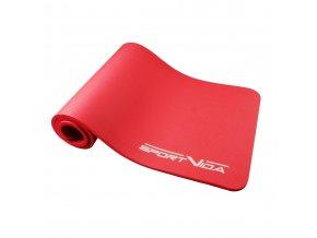 Podložka na cvičení SVX, 1,5 cm, červená