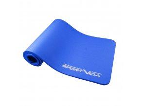Podložka na cvičení SVX, 1,5 cm, modrá