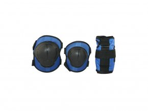 Souprava chráničů EX110, tmavě modrá