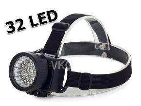 Čelovka LED 32C