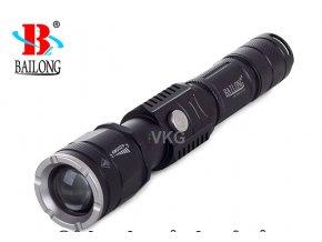 Svítilna Bailong BL-K128, LED typu CREE XM-L3 U3