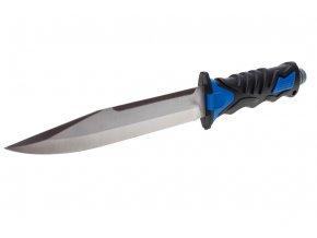 Taktický nůž Columbia, 34cm + pryžové pouzdro