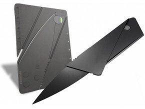 Survival karta - nůž, 65mm