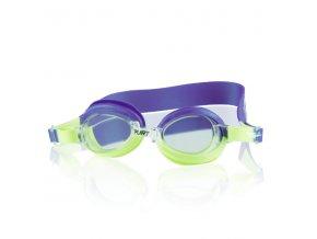 Plavecké brýle SPURT 1122 AF 42 fialovo-žluté