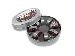 ABEC 7 RS CHROME LOŽISKA NILS EXTREME (8 KS BOX)