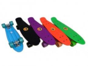 Skate board 70 cm vice barev