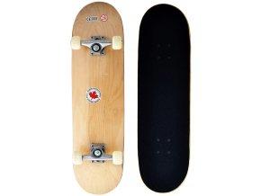 Skateboard dreveny kanadsky javor 79 cm