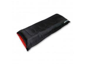 Spací pytel SVX Travel Comfy Lite, černo-červený