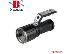 Kempingová svítilna Bailong BL-W001, LED typu CREE XPE