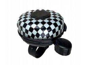 zvoneček šachovnica