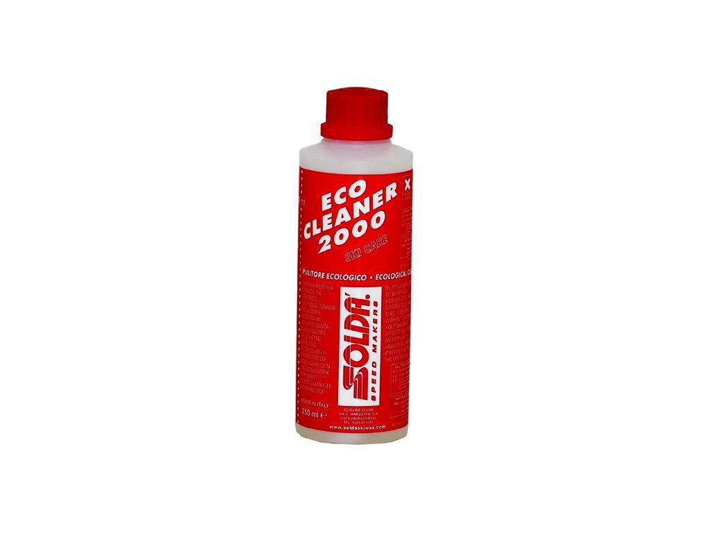 SOLDA ECO 2000 CLEANER  ml 250 (Ekologický čistič / smývač 250ml - nehořlavý)