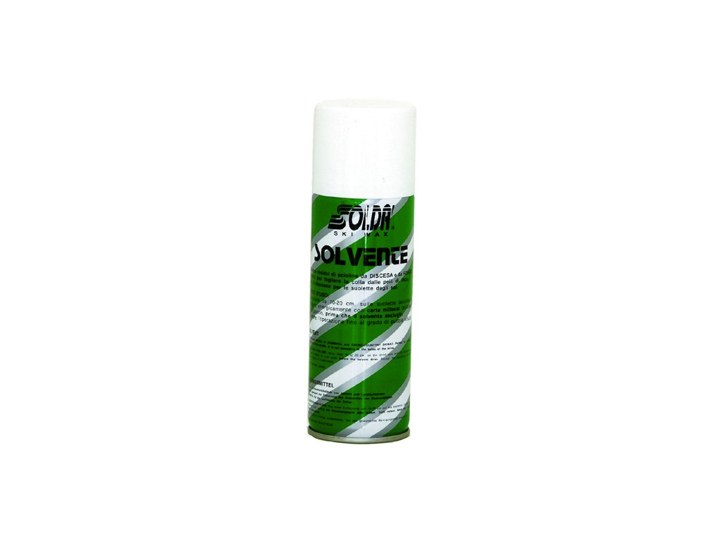 SOLDA CLEANER SPRAY ml 200 (čistič / smývač ve spreji - určeno pro velmi špinavé podklady) hořlavina