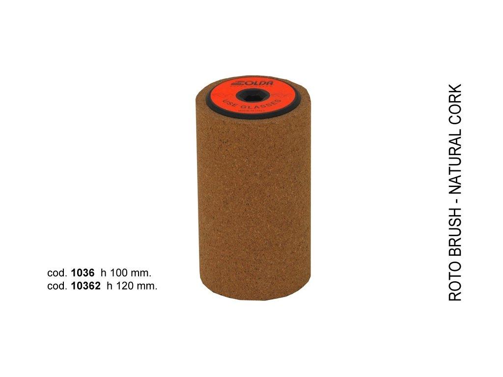 SOLDA Cork roller mm 120 (Korek rotační 120mm)