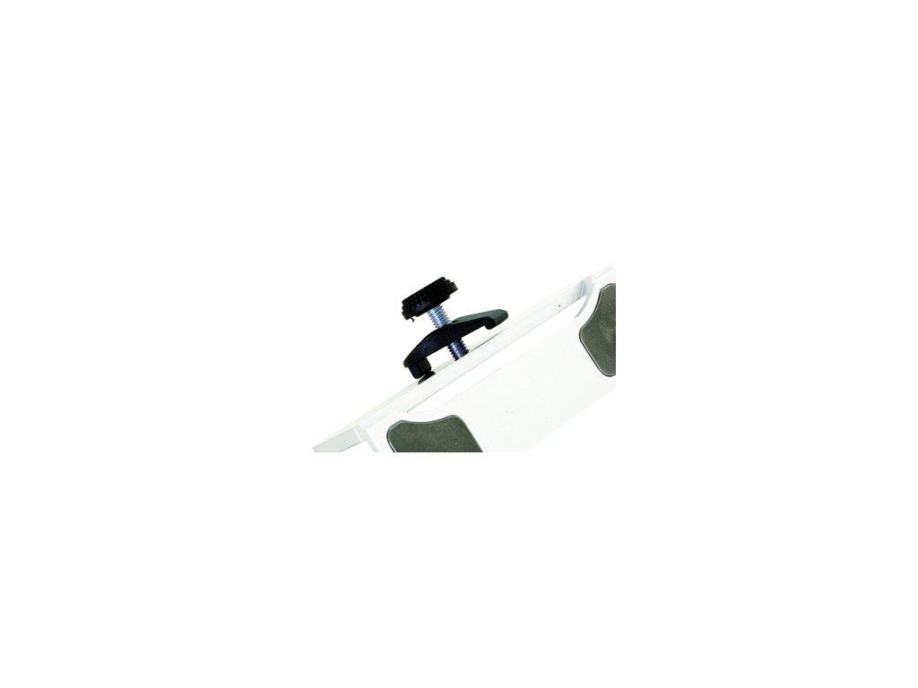 SOLDA Screw fixer for file(Šroubovací svorka na pilník k úhelníku)