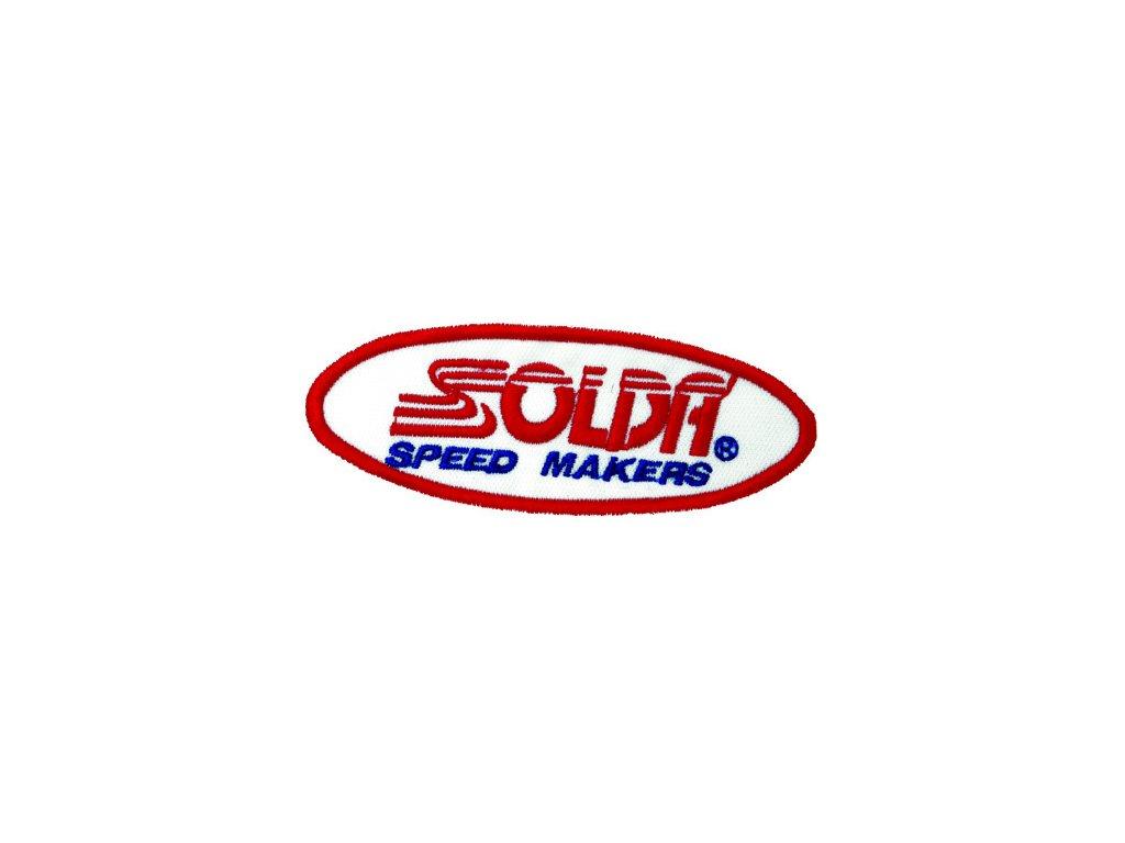 """""""SOLDA"""" badge (Nášivka SOLDA)"""