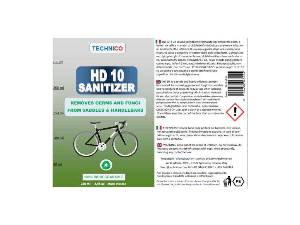 HD10 sanitizer