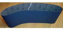 Prusný pás 2000x350 mm, P 100