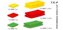 SOLDA PERFORMANCE yellow  ( 2 X gr 250 ) (Nízkofluorový vosk 2 x 250g, Žlutý, Teplota sněhu -0°/-2°C nebo teplota vzduchu +5°/+2°C