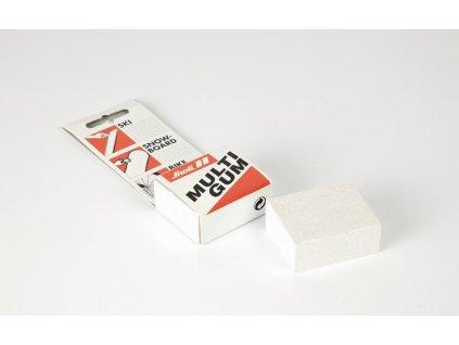 """Guma SNOLI """"Mini-multi"""" tupící, čistící, leštící 50 x 40 x 20 mm, střední"""