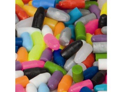 Záslepky SNOLI, ucpávky plastové 4,5 mm, 1000 ks, mix