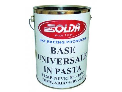 SOLDA UNIWAX paste  kg  4 (univerzální vosk - pasta)