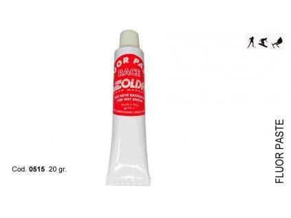SOLDA FLUOR PASTE   gr 15 (fluorová pasta)