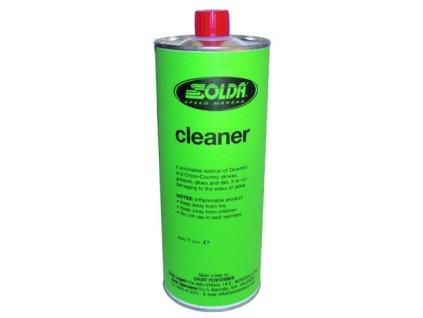 SOLDA CLEANER ml 1000 (čistič v plechové dóze 1l - určeno pro velmi špinavé podklady) hořlavina