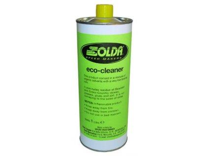 SOLDA ECO CLEANER   ml 1000 (Ekologický čistič / smývač v plechové dóze 1l - vhodný pro všechny podklady) hořlavina