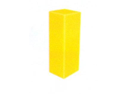 SOLDA PERFORMANCE yellow  gr 180 (Nízkofluorový vosk 180g, Žlutý, Teplota sněhu -0°/-2°C nebo teplota vzduchu +5°/+2°C)