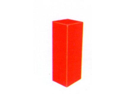 SOLDA PERFORMANCE red gr 180 (Nízkofluorový vosk 180g, Červený, Teplota sněhu -1°/-8°C nebo teplota vzduchu -4°/-12°C)