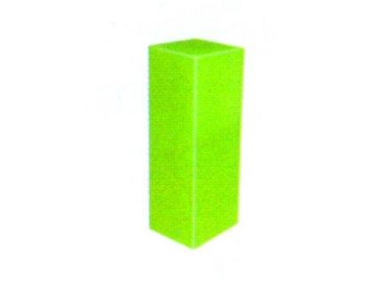SOLDA PERFORMANCE green  gr 180 (Nízkofluorový vosk 180g, Zelený, Teplota sněhu -10°/20°C nebo teplota vzduchu -13°/-24°C)